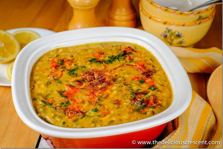 Methi Chicken Khichda (Savory Fenugreek Chicken Porridge) Recipe
