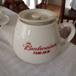 Budweiser's also the king of teas in the east.