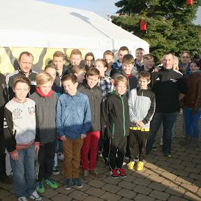 01.12.2013 Weihnachtsmarkt Jugend