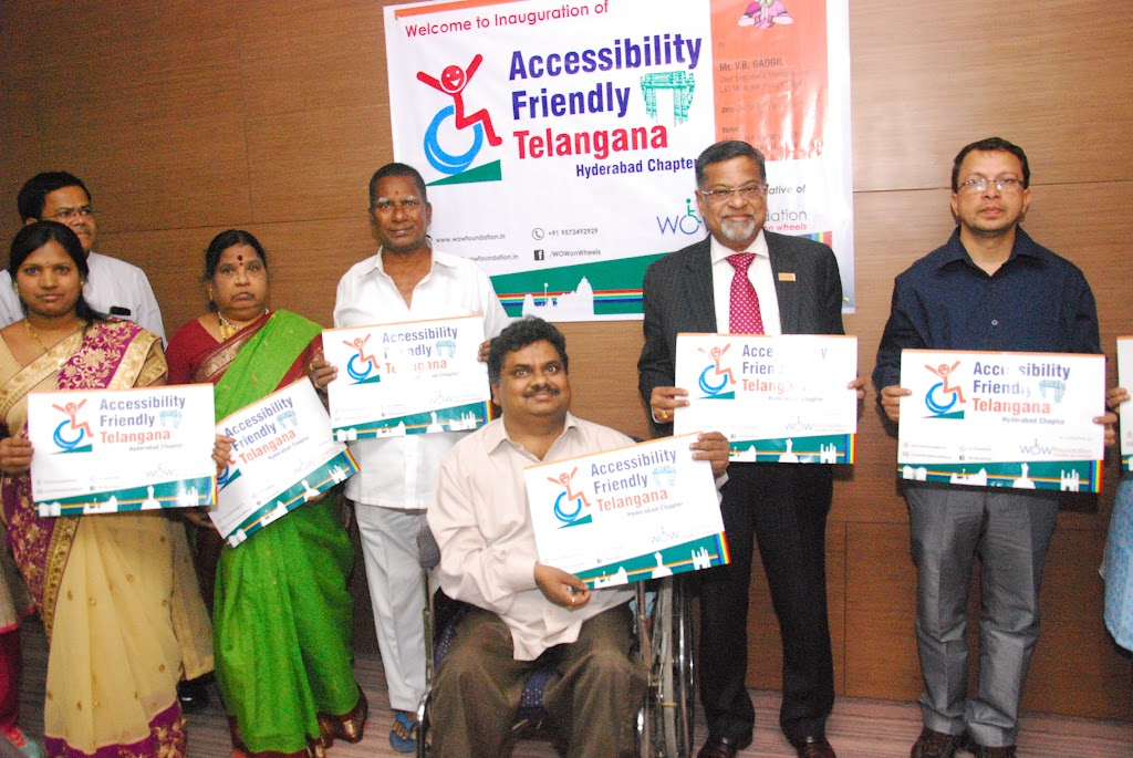 Launching of Accessibility Friendly Telangana, Hyderabad Chapter - DSC_1235.JPG