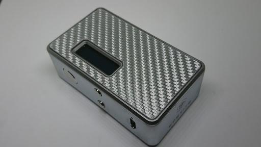 DSC 3124 thumb2 - 【MOD】「Lost Vape Epetite DNA60 BOX MOD」レビュー。Evolv DNA60基盤搭載小型テクニカルで防水&カスタムパネルつき!!【DNA/MOD/VAPE/電子タバコ】