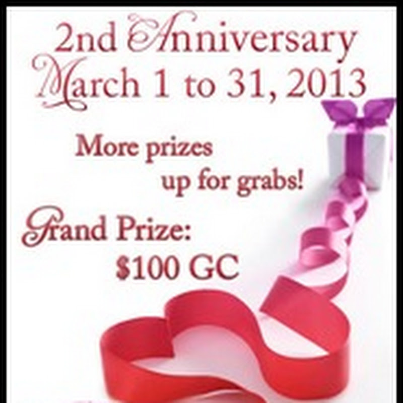 The Romance Reviews 2nd Anniversary Party-March 1st-March 31st