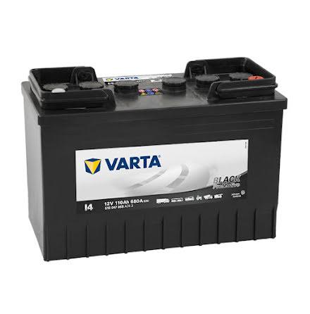 Varta fritidsbatteri 110Ah