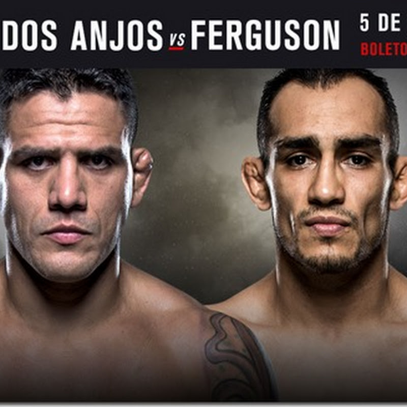 Ver UFC Fight Night 98: Dos Anjos vs Ferguson En Vivo Online Gratis en HD