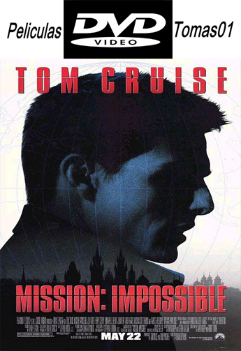 Misión imposible (1996) DVDRip