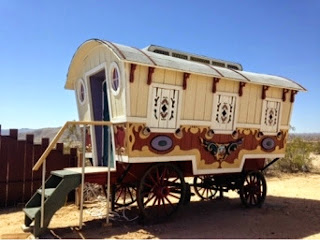 The Pee Wee - Gypsy Wagon