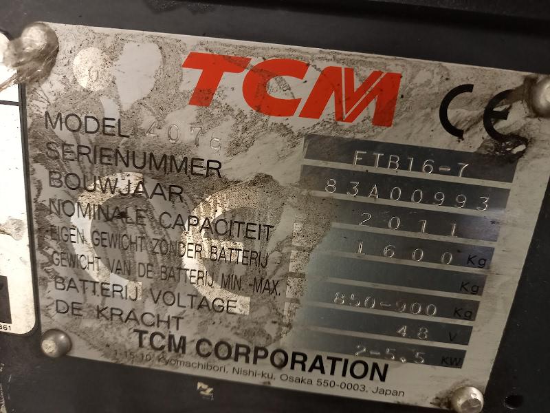 Picture of a TCM FTB16-7