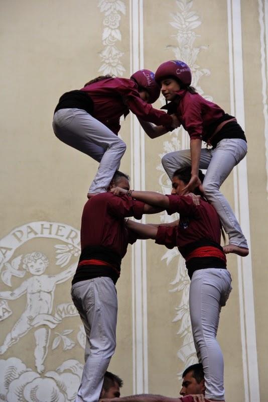 19è Aniversari Castellers de Lleida. Paeria . 5-04-14 - IMG_9467.JPG