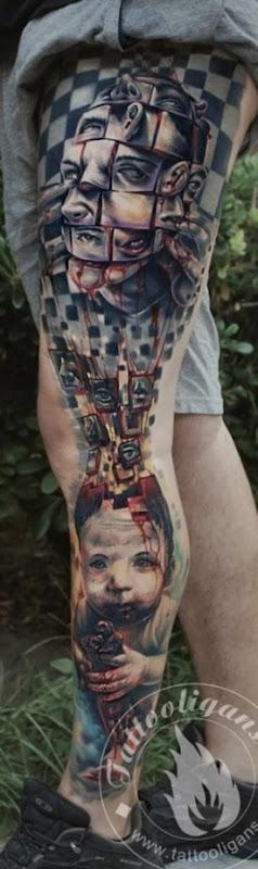 perna_inteira_tatuagem_com_efeito_de_quebra-cabeça
