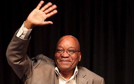 BREAKING: Jacob Zuma resigns