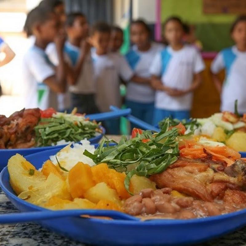 Mossoró terá reajuste de 13% nos repasses para a merenda escolar