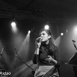 2017 - Rocio Seligrat Quartet