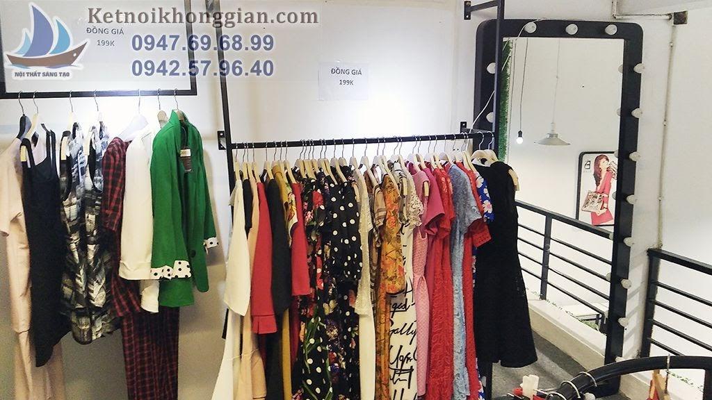thiết kế shop thời trang nữ chất lượng cao tại Hà Nội