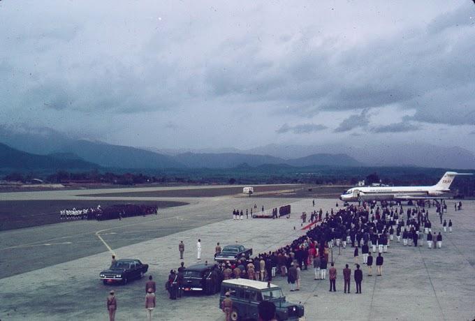 "Tribhuvan International Airport (1966-1971) : Nepal's only ""International Airport"""
