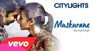 muskurane lyrics form album citylights