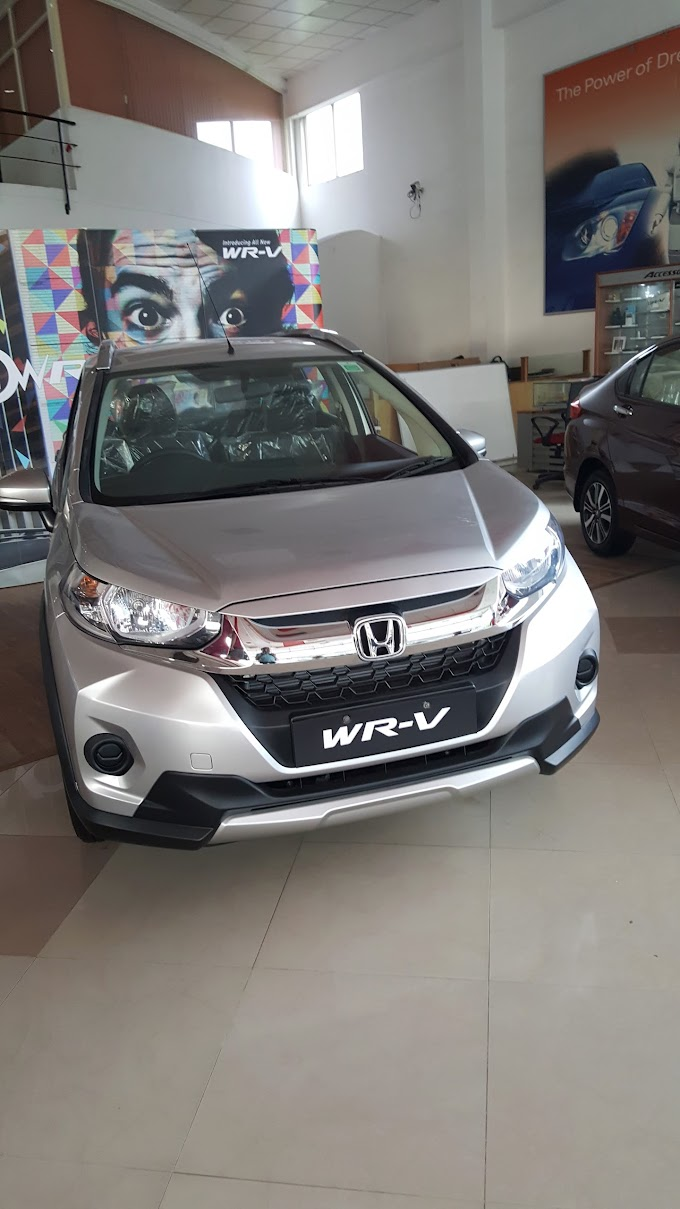Honda WRV first impressions and drive review