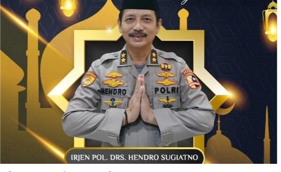 Kapolda Lampung Berganti dari Irjen Pol. Purwadi Ariyanto ke Irjen Pol. Hendro Sugiatno