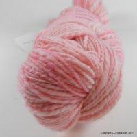Handspun Yarn, Pretty in Pink, DK