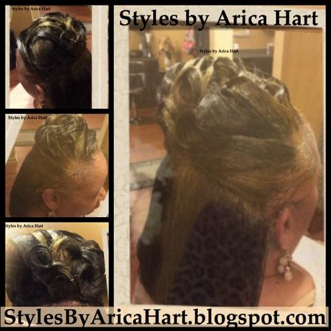 hair styles for black women