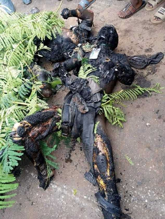 heartbreaking: As 26 Persons Burnt Beyond Recognition Today at Lokoja, Kogi State In Explosion