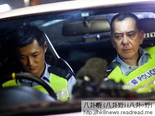 飆車動作新片《車手》由港星餘文樂、影帝黃秋生攜手合作演出。(圖/公關照)
