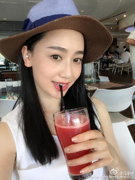 Feng Jiamei China Actor