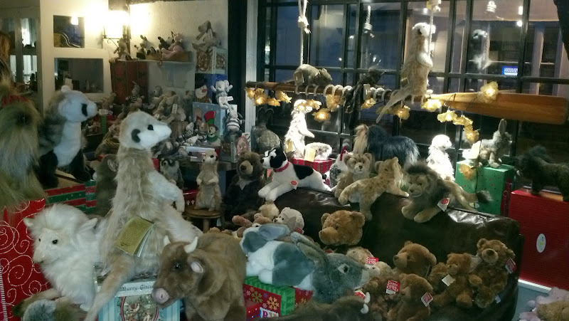 Asquiths World Famous Teddy Bear Shop