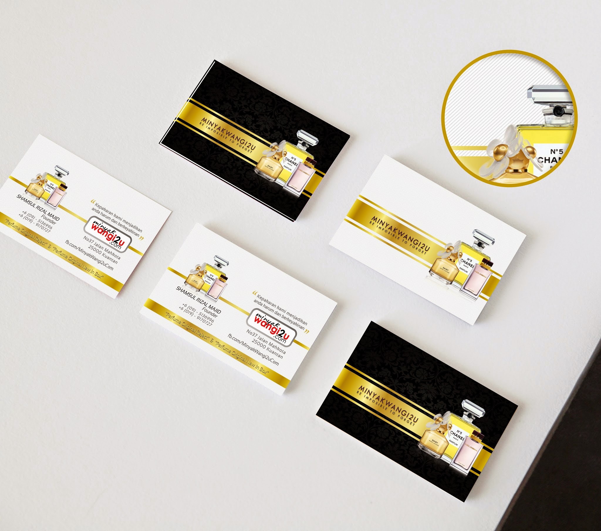 Great Perfume Business Cards Ideas - Business Card Ideas - etadam.info
