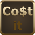 Cost-It Free icon