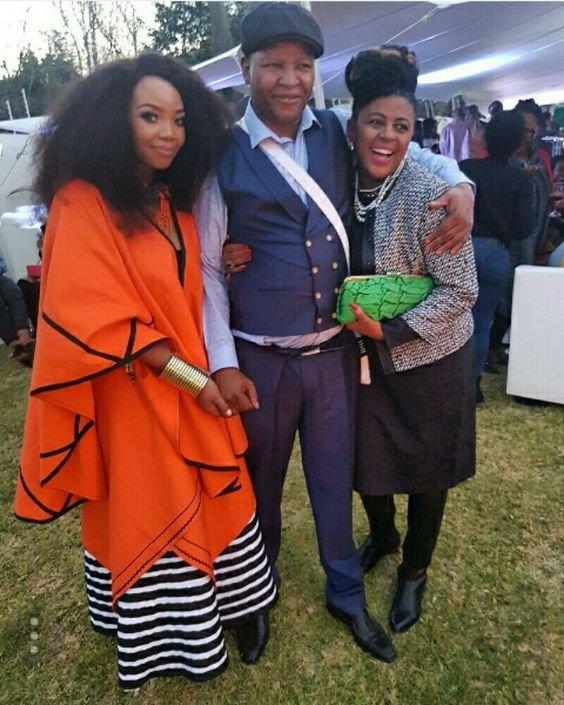 I Love Xhosa Traditional Wear Outfit For 2018 Fashionre