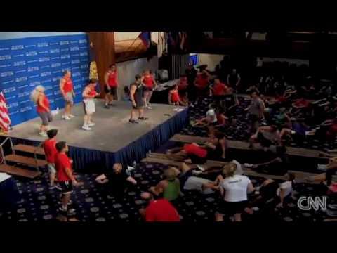 Tony Horton On Obesity In The Military, Tony Horton