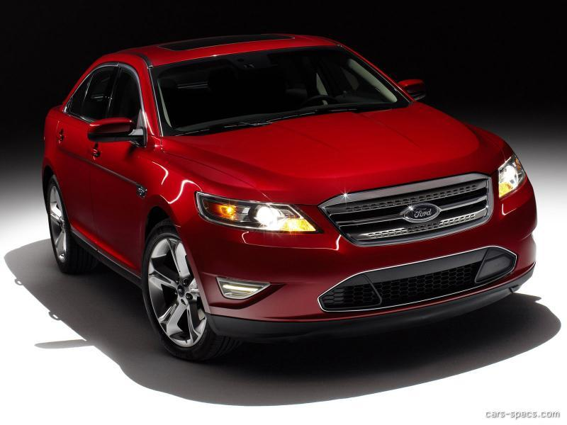 2012 ford taurus sho specifications pictures prices. Black Bedroom Furniture Sets. Home Design Ideas
