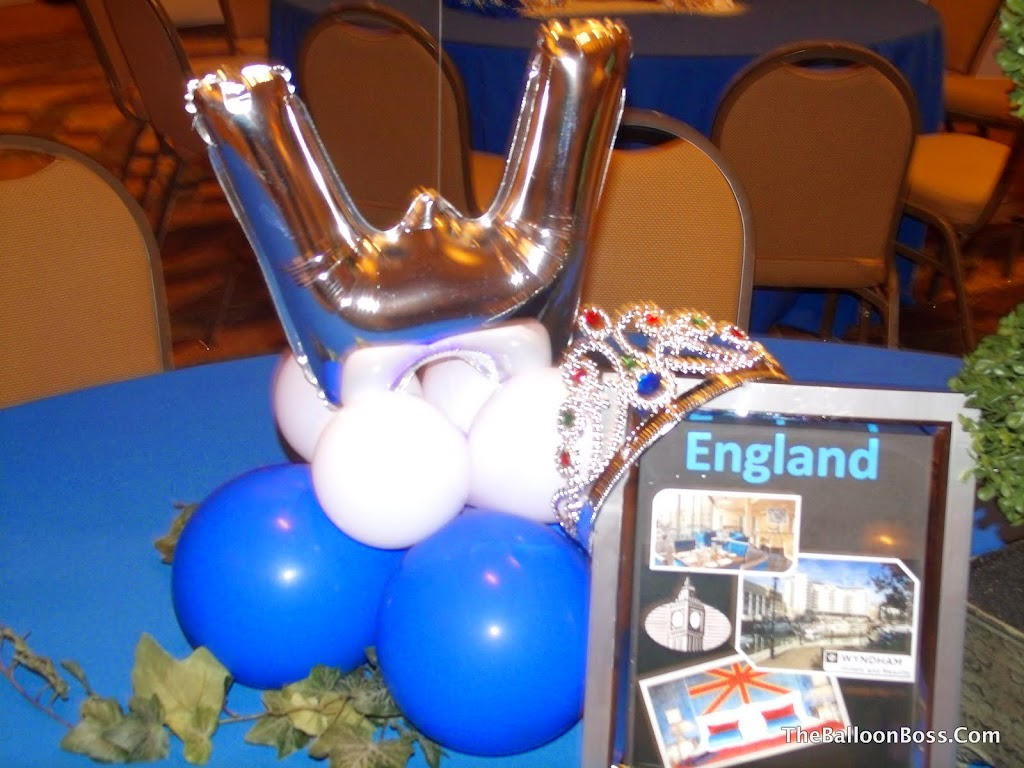 Balloon Centerpieces Nj Nj Balloon Centerpieces The
