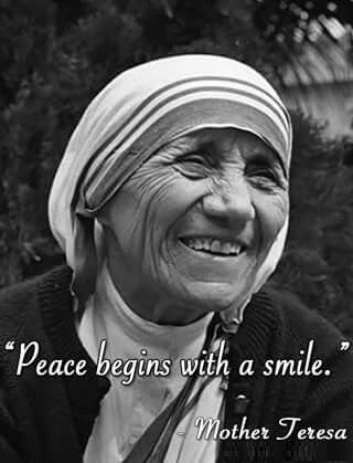 50 Best Mother Teresa Quotes To Inspire You | Quote Ideas