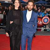OIC - ENTSIMAGES.COM - Natasha O'Keeffe and Dylan Edwards at the  LFF: High-Rise - Festival gala in London 9th October 2015 Photo Mobis Photos/OIC 0203 174 1069