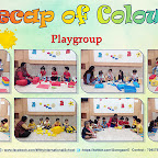 Recap of Colours by Playgroup Section (2018-19), Witty World, Goregaon East