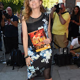 OIC - ENTSIMAGES.COM - Lea Thompson at the  The Car Man - VIP night  Sadler's Wells Theatre London 19th July 2015 Photo Mobis Photos/OIC 0203 174 1069