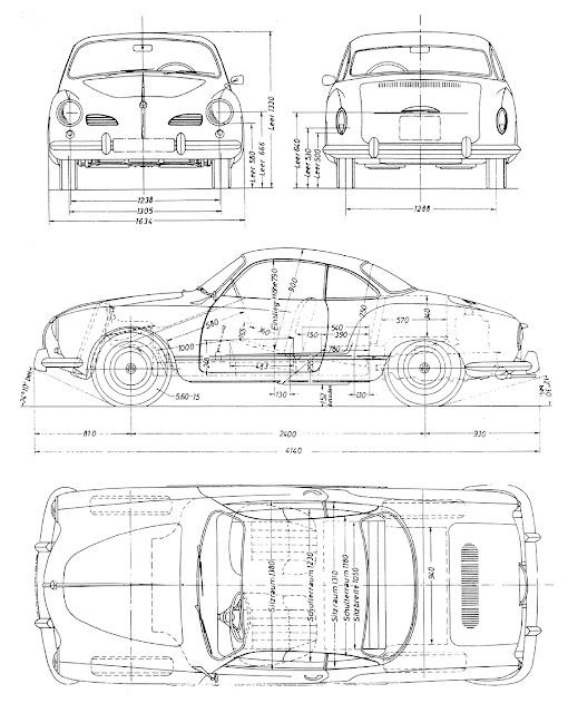 suche blueprint bzw. technische Zeichnung Typ4