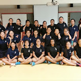 In-Camp Training for group of Girl's Brigade during School holidays.