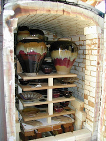 Kiln Opening...Christmas or April Fools?  That is always the question!