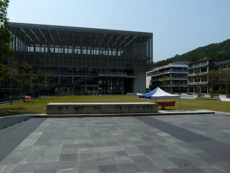 TAIWAN Taipei Dahu Park et dans le quartier de SHIH CHIEN University - P1260298.JPG