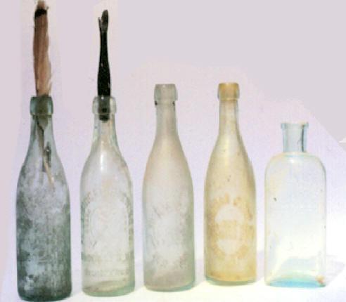 Senoviniai buteliai