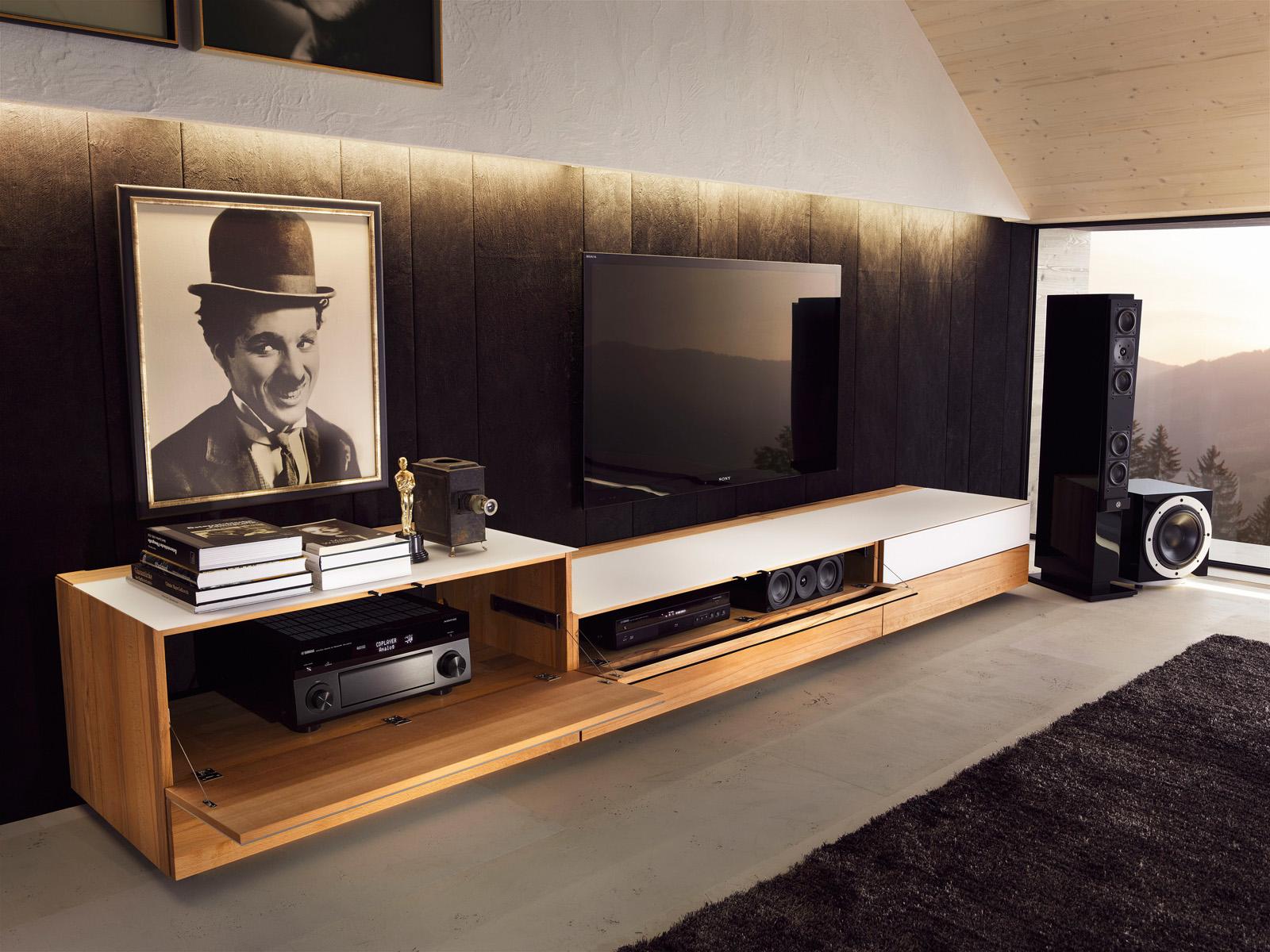Cubus TV-wandkasten -  Noordkaap meubelen
