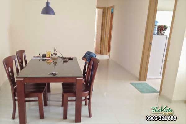 cho thuê giá rẻ căn hộ the vista q2 800usd/tháng căn hộ 2 phòng ngủ