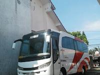 Bus Pariwisata Magelang Harga Murah 1,4 juta/day