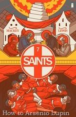 Actualización 02/05/2016: Se agregan el numero 7 de Saints, tradumaquetado por Heisenberg y Ox de la pagina Facebook Los Frikis Dominaremos el Mundo.