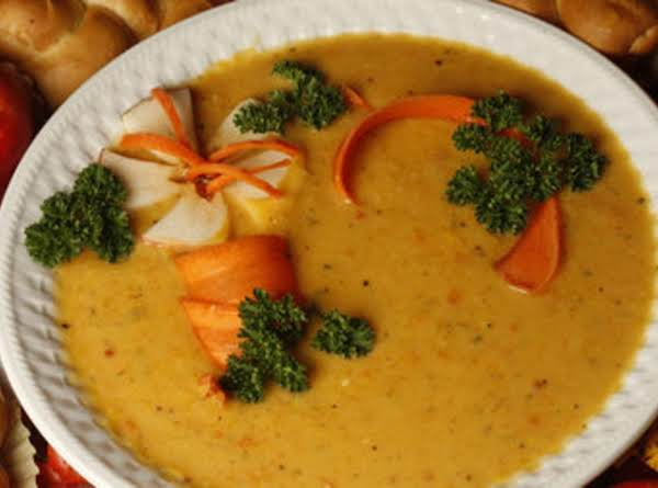 Cream Of Autumn's Bounty Soup Recipe