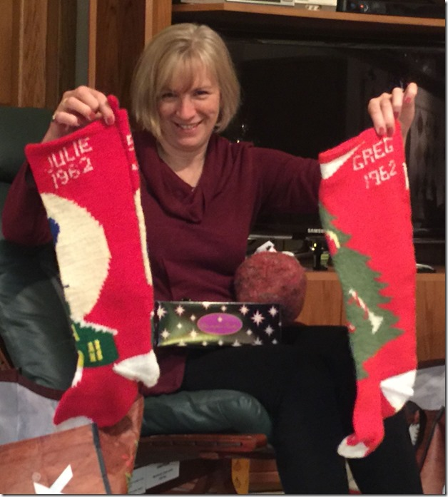 julie greg stockings