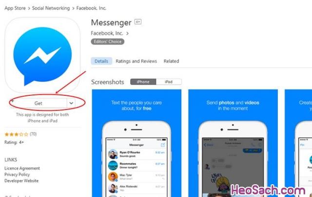Hình 3 - Hướng dẫn lập tài khoản Apple ID, iCloud, Appstore qua iTunes