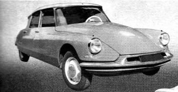 Citroen 1960 ID 19